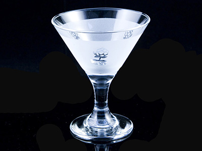 Liqueur glass Lapland